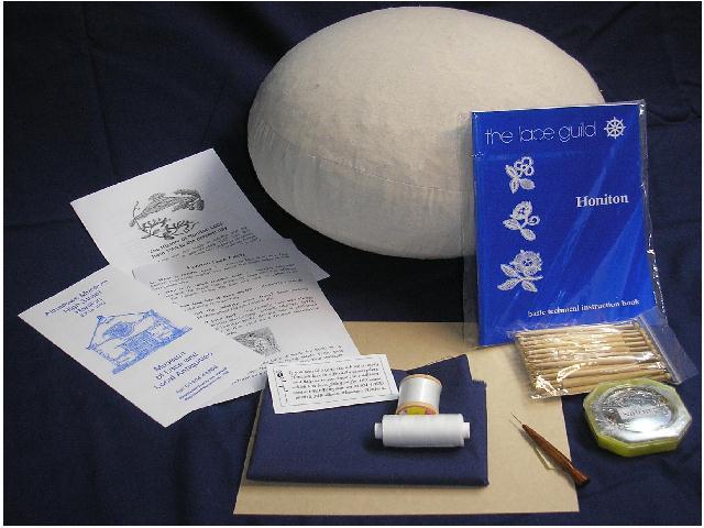 Honiton Lace Making Honiton Lace Starter Kit